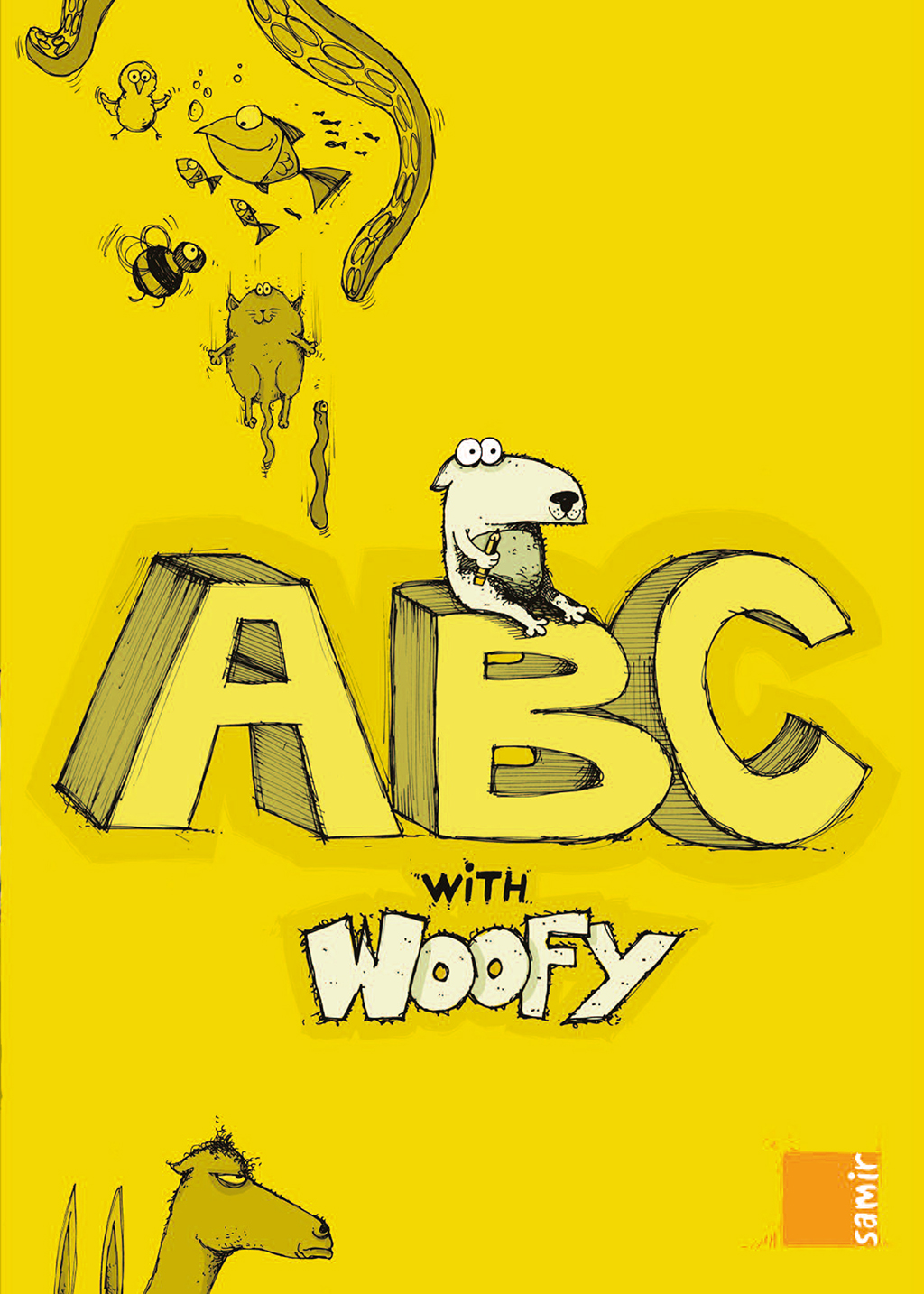 Samir Éditeur - ABC with Woofy (1<sup>st</sup> ed.) - Couverture