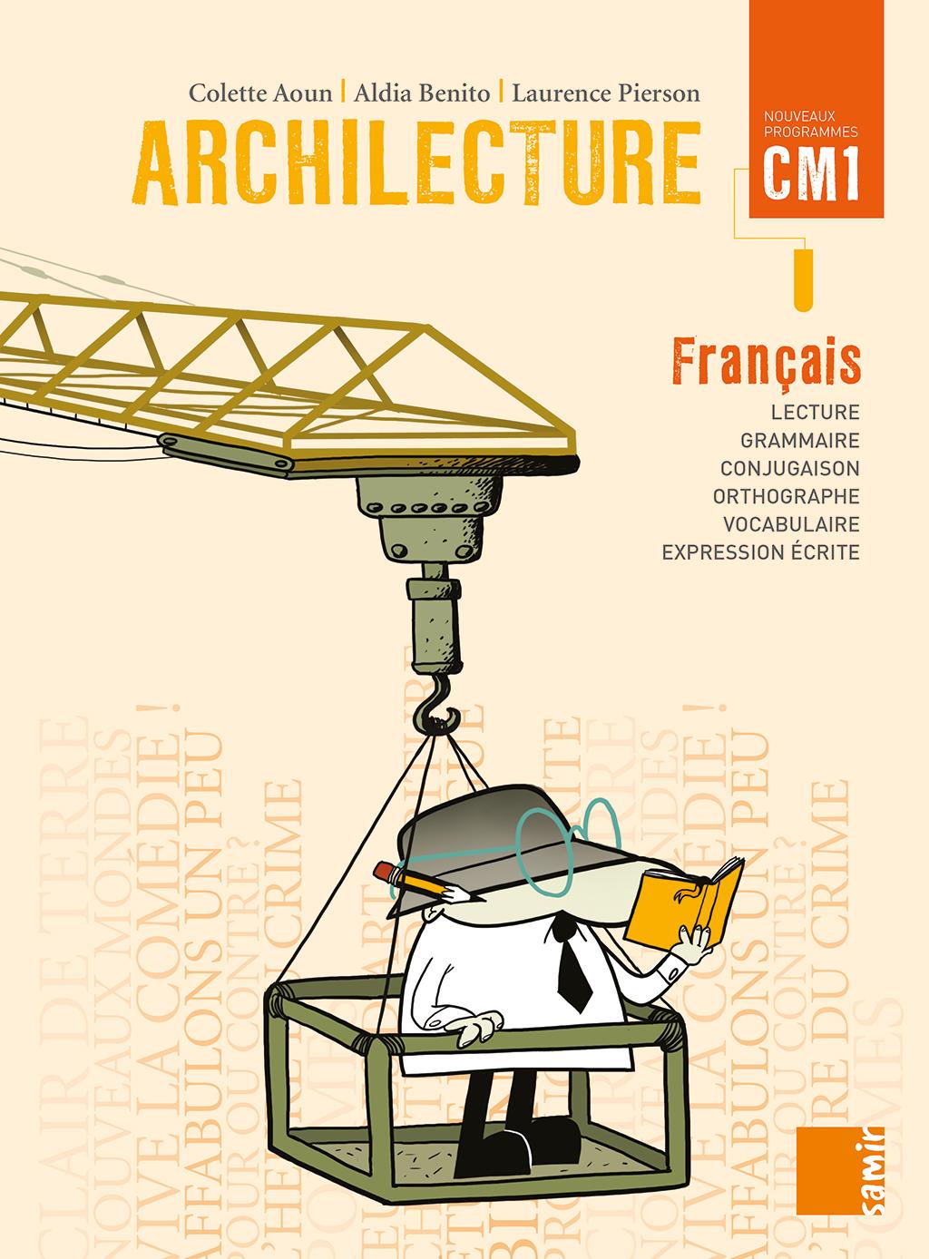 Livre Cm1 Archilecture Samir Editeur