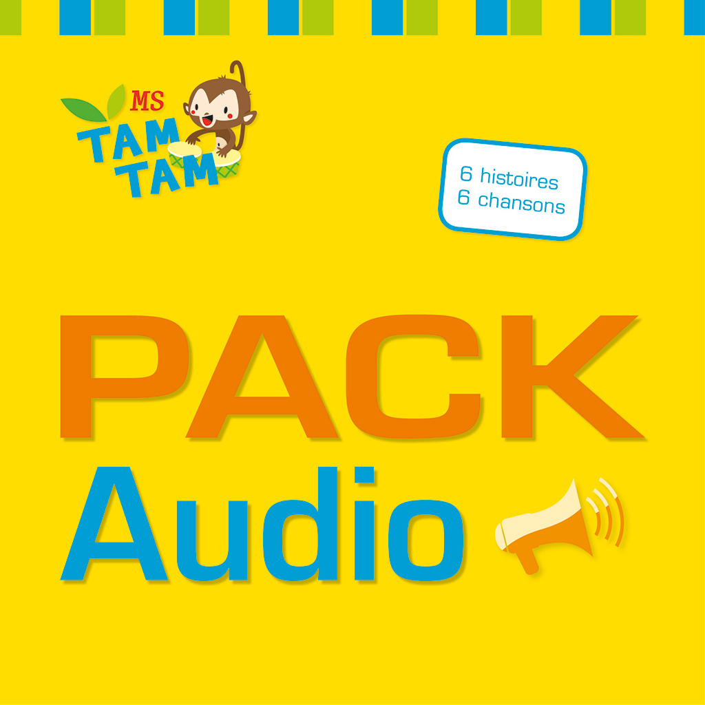 Samir Éditeur - Audio MS – PACK - Couverture