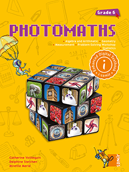 Samir Éditeur - Photomaths : Digital Student Book G6