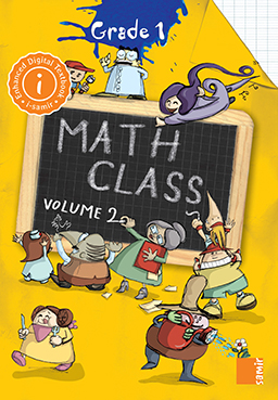 Samir Éditeur - La classe de math - Digital Workbook Grade 1 Volume 2