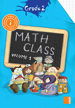 Samir Éditeur - La classe de math - Digital Workbook Grade 2 Volume 1
