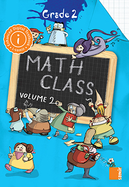 Samir Éditeur - La classe de math - Digital Workbook Grade 2 Volume 2