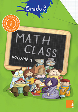 Samir Éditeur - La classe de math - Digital Workbook Grade 3 Volume 1