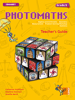 Samir Éditeur - Photomaths - Digital Guide G6