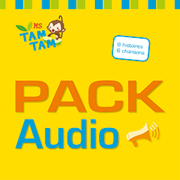 Samir Éditeur - Tam-Tam - Audio MS – PACK