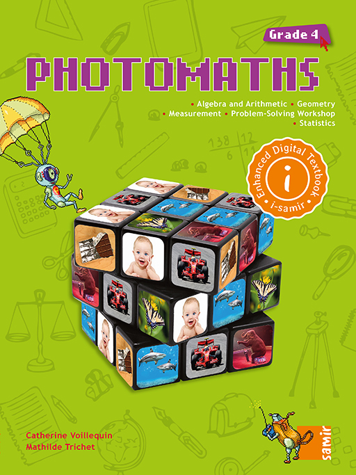 Samir Éditeur - Photomaths - Digital Student Book G4
