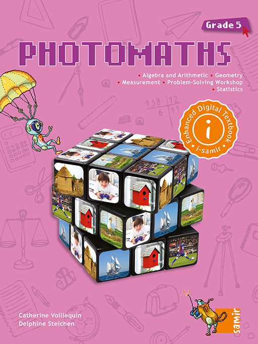 Samir Éditeur - Photomaths - Digital Student Book G5