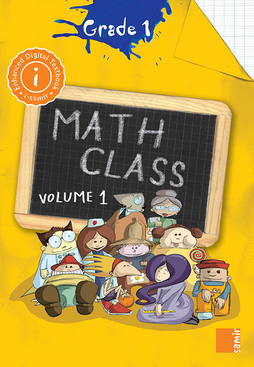 Samir Éditeur - Math Class - Digital Workbook Grade 1 Volume 1