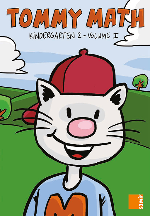 Samir Éditeur - Tommy Math - Workbook KG2 Volume 1