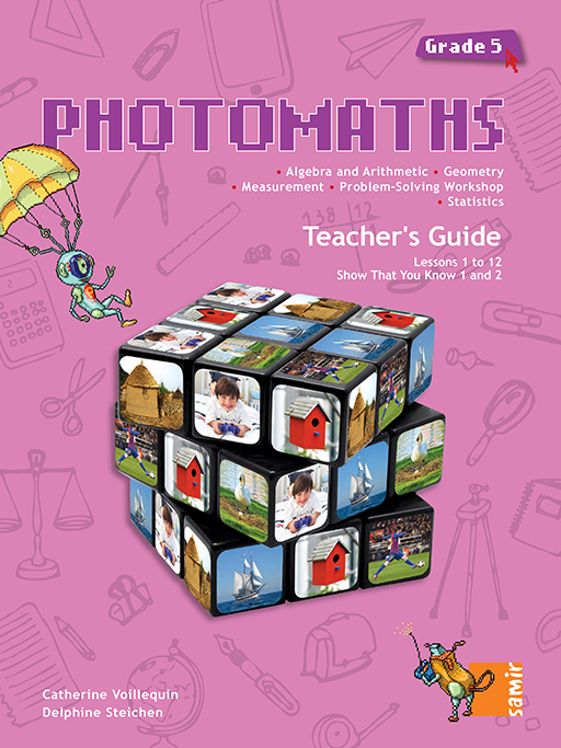 Samir Éditeur - Photomaths - Digital Guide G5