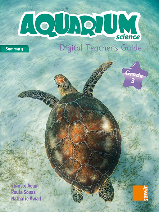 Samir Éditeur - Aquarium - Digital Guide G3